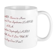 CRPS I Choose Hope Over Pain! Mug