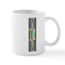Mezuza Star Mug