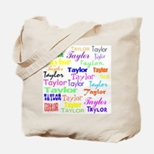 Unique Names Tote Bag