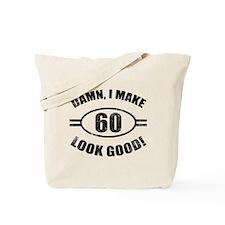 Damn Funny 60th Birthday Tote Bag