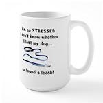 I'm So Stressed Large Mug