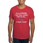 I'm So Stressed Dark T-Shirt