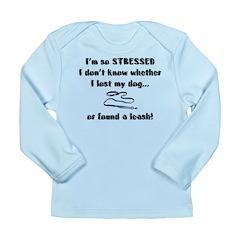 I'm So Stressed Long Sleeve Infant T-Shirt