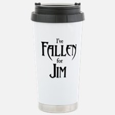 I've Fallen For Jim Travel Mug