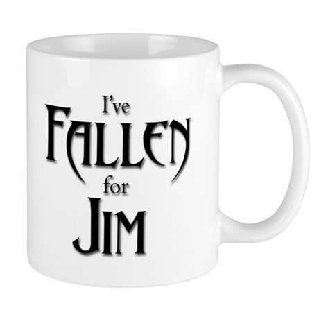 I've Fallen for Jim Mug