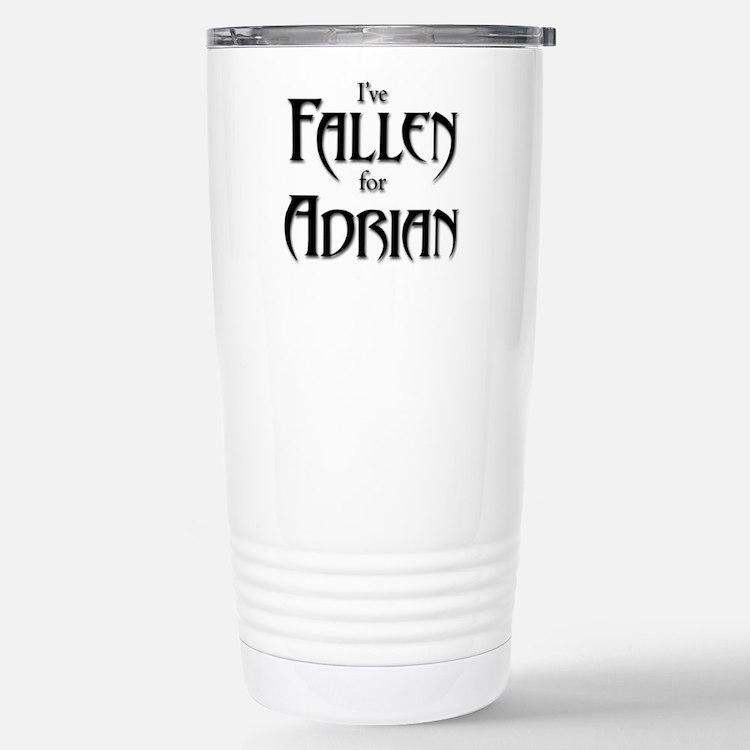 I've Fallen For Adrian Travel Mug