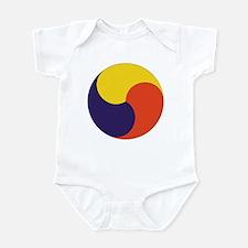 Sam Taegeuk Infant Bodysuit