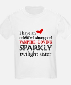 Sparkly Twilight Sister T-Shirt