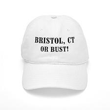 Bristol or Bust! Baseball Cap