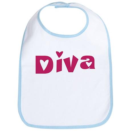 Lil Diva Bib