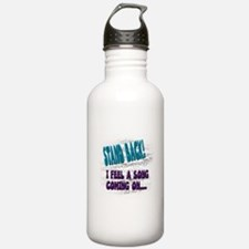 Cool Slogans Water Bottle