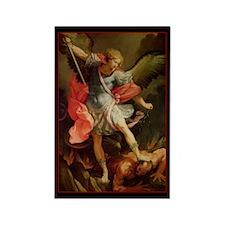 St. Michael - Rectangle Magnet