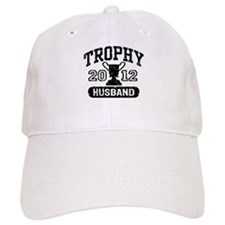 Trophy Husband 2012 Baseball Cap