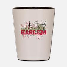 Harlem Urban NYC II Shot Glass
