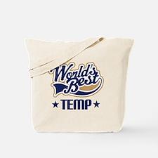 Temp Gift Tote Bag