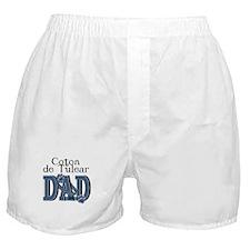Coton de Tulear DAD Boxer Shorts