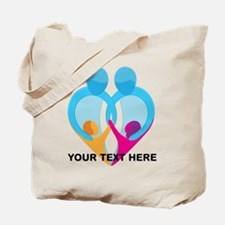 TWO DADS Tote Bag