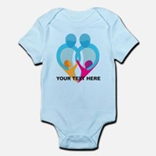 TWO DADS Infant Bodysuit