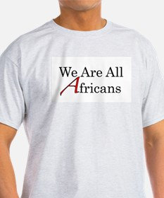 """We Are All Africans"" T-Shirt"