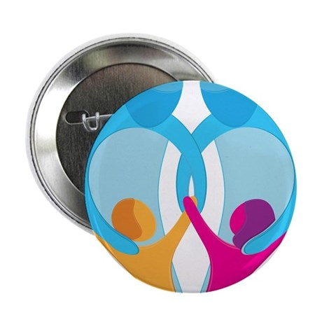 """TWO DADS 2.25"""" Button (100 pack)"""
