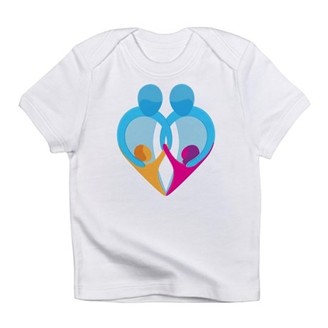 TWO DADS Infant T-Shirt