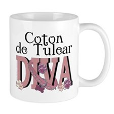 Coton de Tulear DIVA Mug