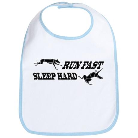 Run Fast, Sleep Hard Bib