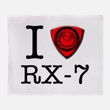 Cool Rx 7 Throw Blanket