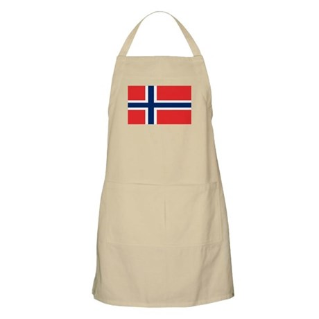 Flag of Norway Apron