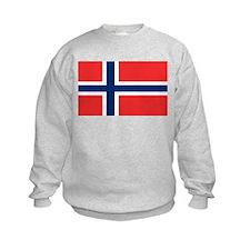 Flag of Norway Sweatshirt