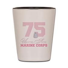 Marine Corps - 75 Shot Glass