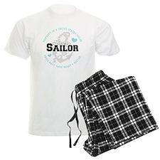 Property of a US Sailor Pajamas
