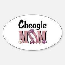 Cheagle MOM Decal