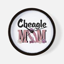 Cheagle MOM Wall Clock