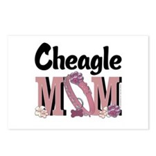 Cheagle MOM Postcards (Package of 8)