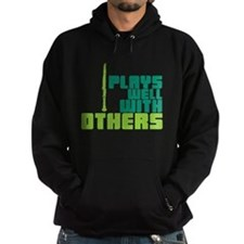 Clarinet (Plays Well With Others) Hoodie
