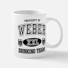 Weber German Drinking Team Mug