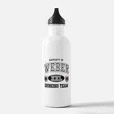 Weber German Drinking Team Sports Water Bottle
