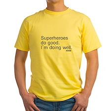 superheroes copy T-Shirt
