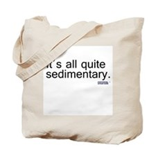 Cute Geology rocks Tote Bag