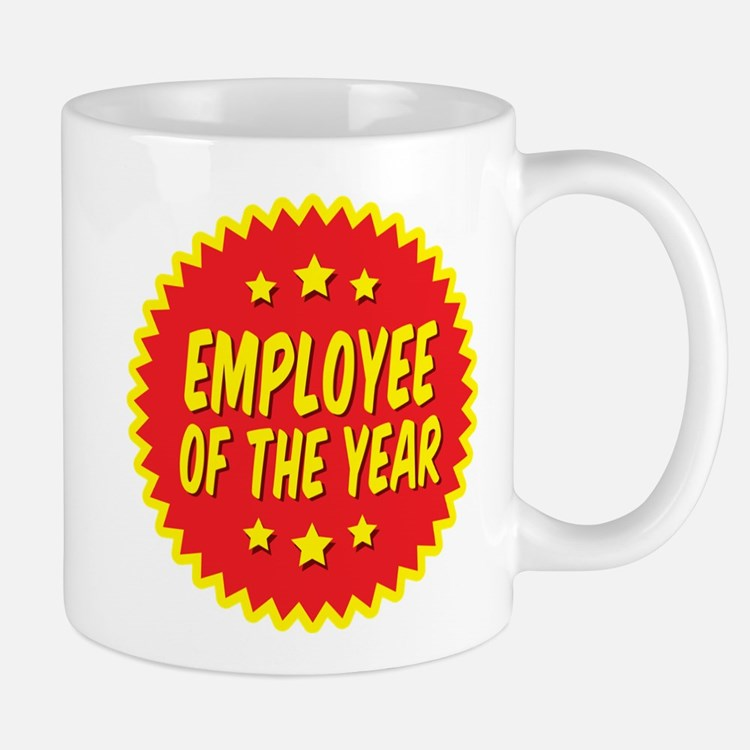 Employee of the Year Mug