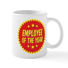 Employee of the Year Small Mug