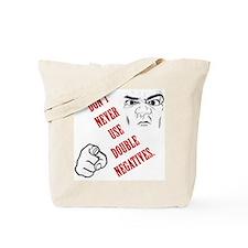 Common Usage ErrorsTote Bag
