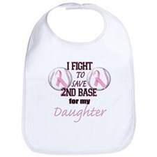 I Fight To Save 2nd Base for Bib