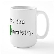 Respect The Chemistry Ceramic Mugs