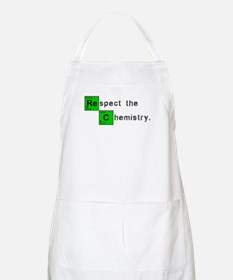 Respect The Chemistry Apron