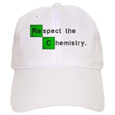 Respect The Chemistry Baseball Cap