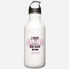 I Fight To Save 2nd Base for Water Bottle