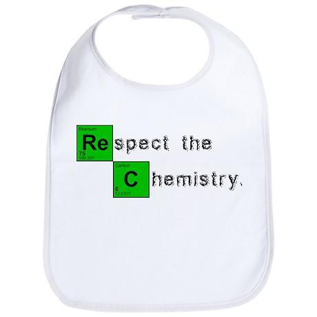 Respect The Chemistry Bib