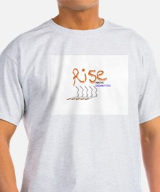 Rise Above Smoking T-Shirt